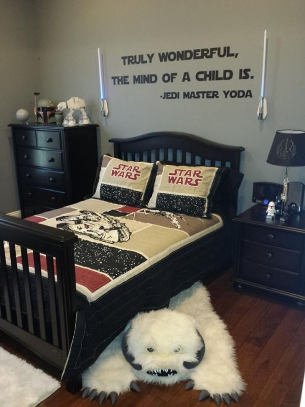 Why Do Kids Get All The Cool Geek Bedrooms Neatorama