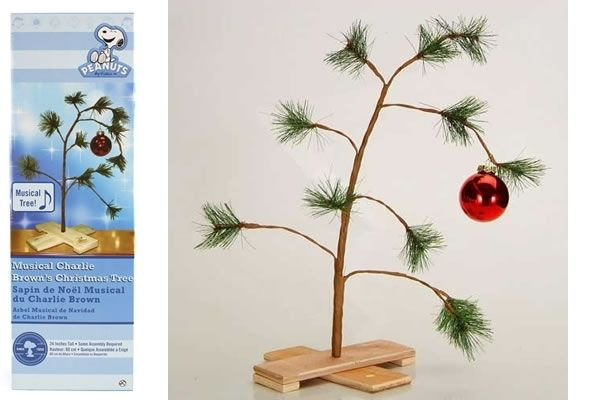 Musical Charlie Brown's Christmas Tree
