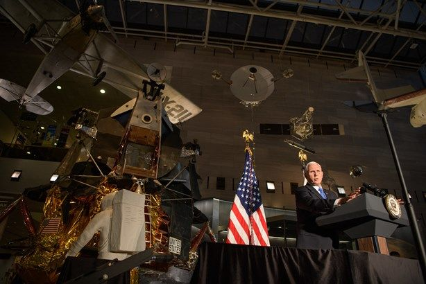 Moon Plan, Deep Space Exploration and Development: Next Frontier for National Security