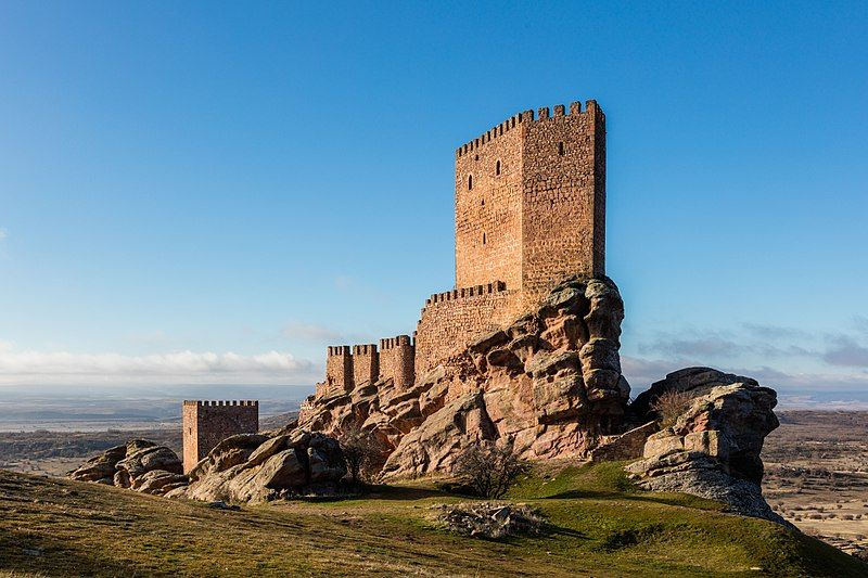 The Tower of Joy from Game of Thrones is a Real Castle