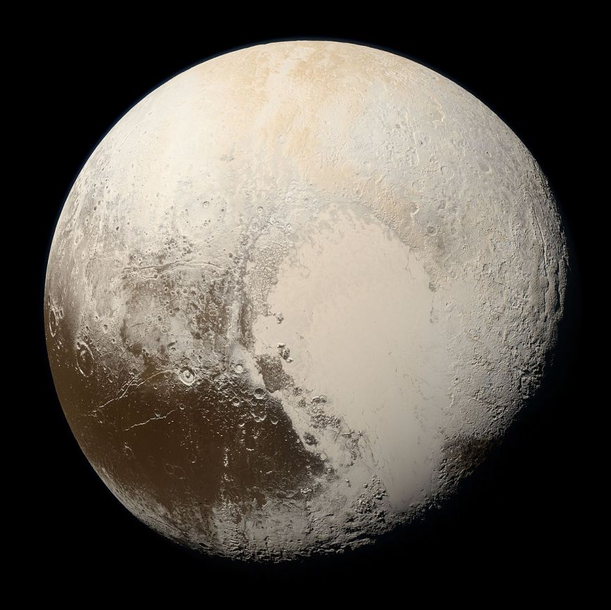 Make Pluto Great Again?