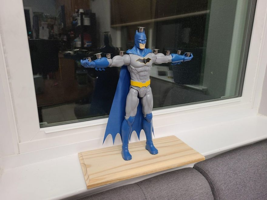 The Batmanorah