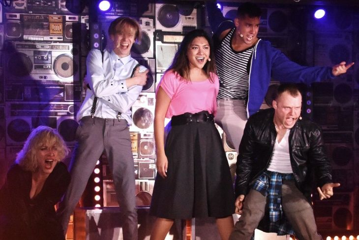 For The Record: The Brat Pack, An 80s Movies Mash-up Musical