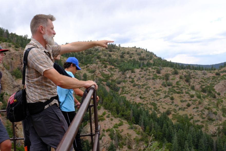 Chaperoning High School Students on a Pilgrimage