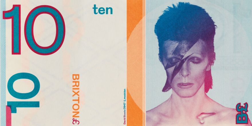 Here's Your Ch-ch-change in ... Bowie Bucks?
