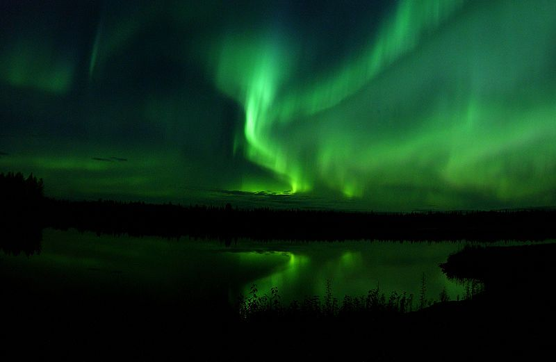 Did You See The Northern Lights This Week?
