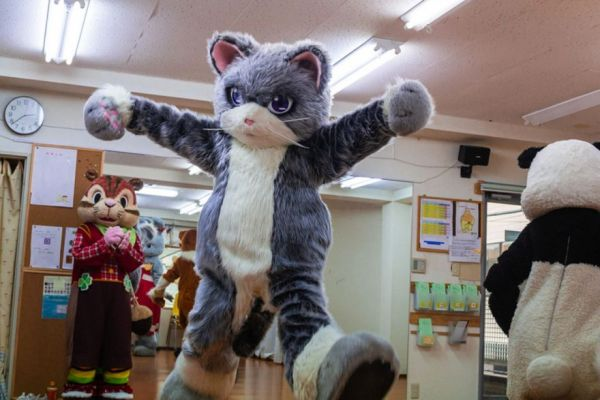 Japan's Only Mascot School Teaches the Art of Cuddly Cuteness