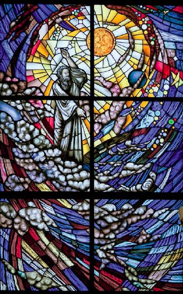 Let There Be Light: One Artist's Mission to Resurrect Old World Stained Glass