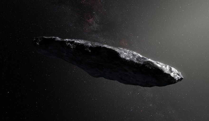 Its A Comet, Not An Alien Probe: A Suggestion On How To Best View Oumuamua