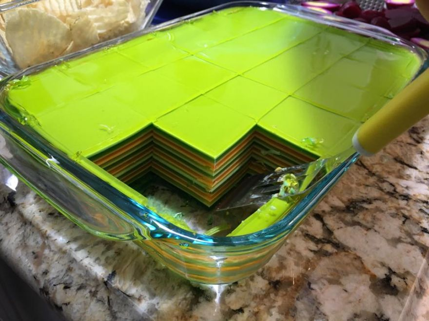21-Layer Jello