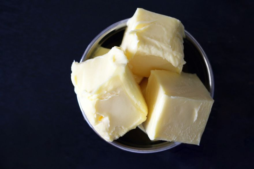 Butter Soft than Solid, Id say