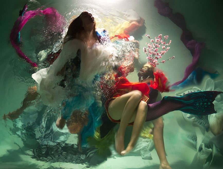 Underwater Photography of Christy Lee Rogers