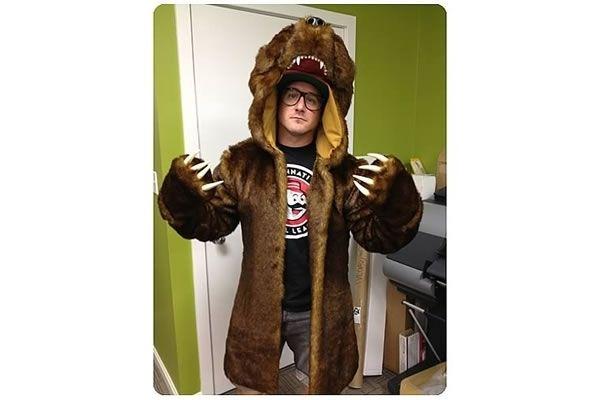 sc 1 st  Neatorama & Workaholics Bear Coat - Neatorama
