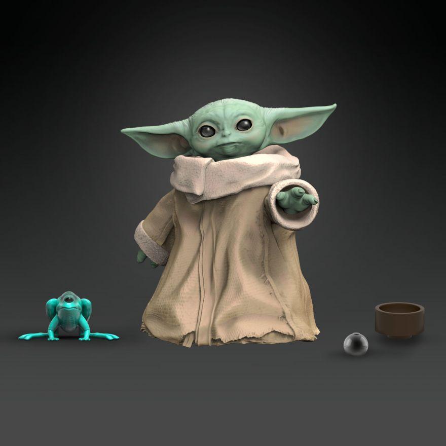 Hasbros Baby Yoda Is Here!
