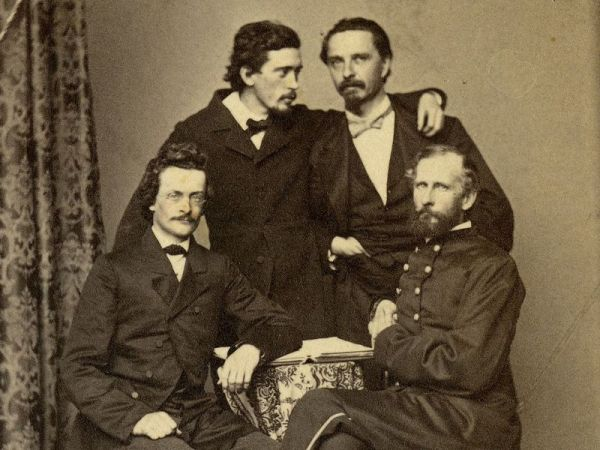 The Hard-Drinking Early Smithsonian Naturalists of the Megatherium Club