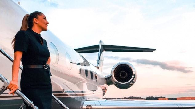 Private Flight Attendants Tell Their Story