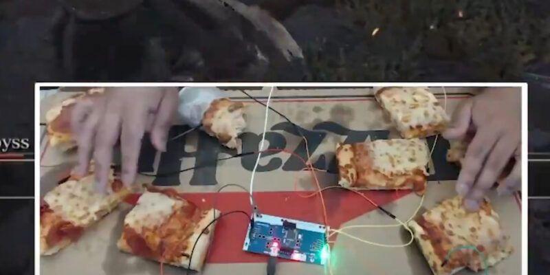 Gamer Beats Dark Souls With Pizza