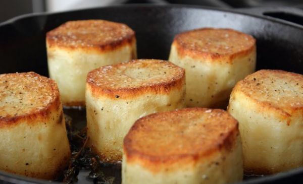 This Recipe For Crusty Roasted Fondant Potatoes Will Change Your Food Loving Life