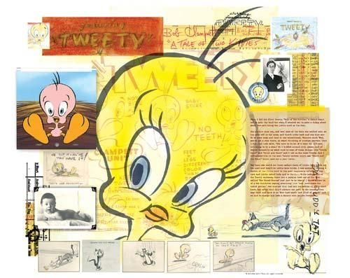 The Origins of Tweety Bird