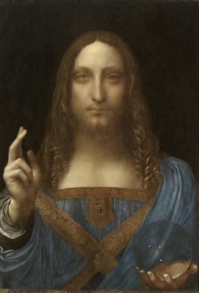 Where in the World is Da Vinci's Salvator Mundi?