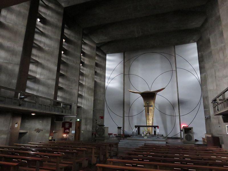 Modernist Church Designs: Tradition in Vogue
