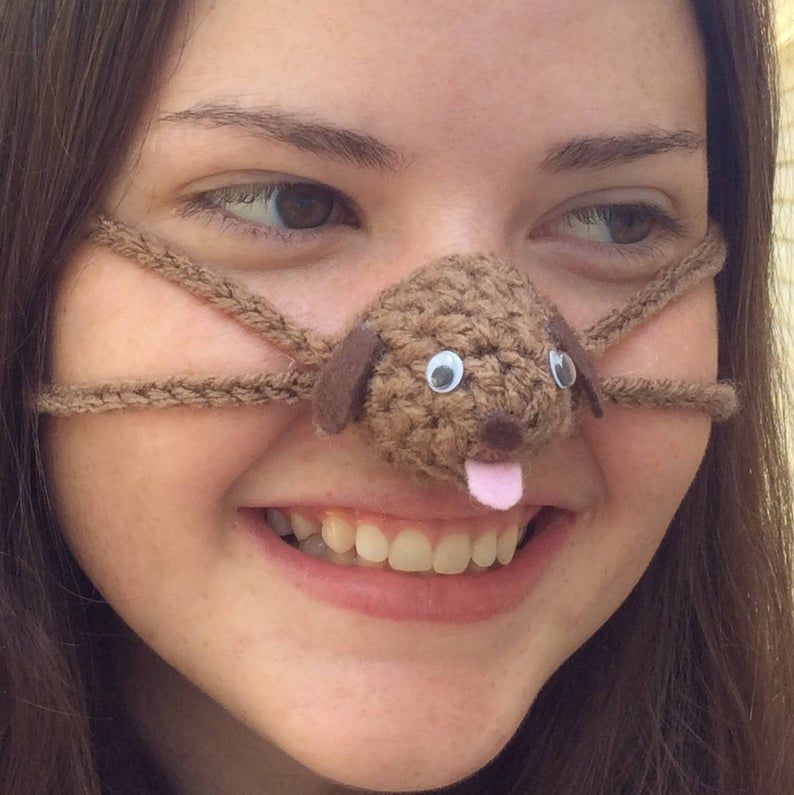 Nose Warmers Look Adorable and Protect You From the Horrors of Winter
