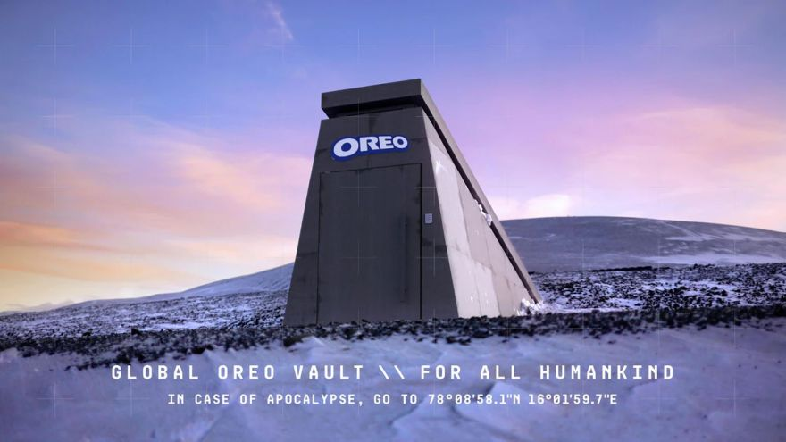 Oreo Made A Doomsday Vault For its Cookies