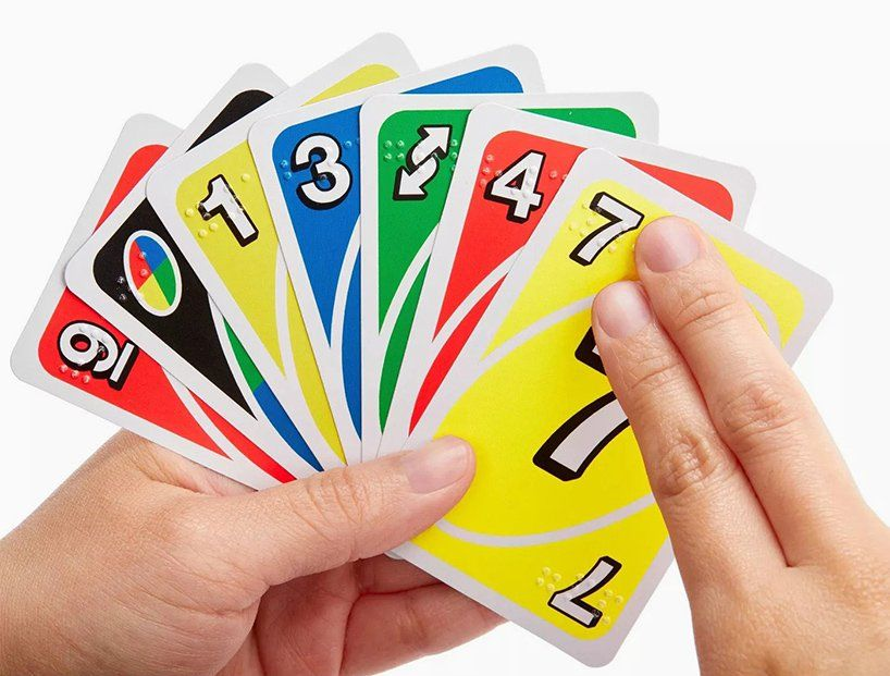 UNO Cards Now Available in Braille