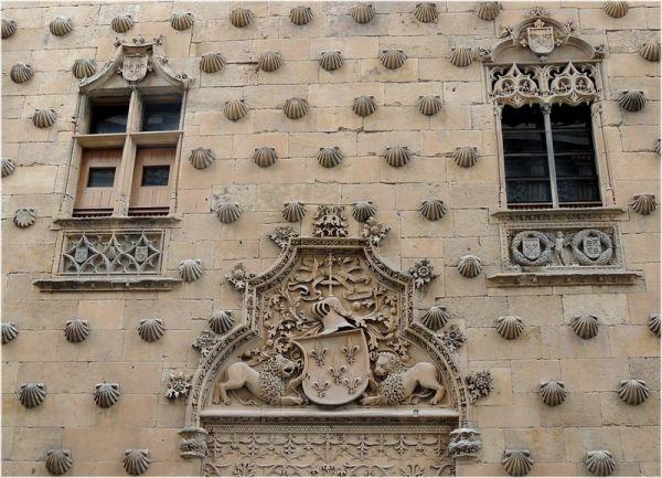 Casa de las Conchas: The House of Shells