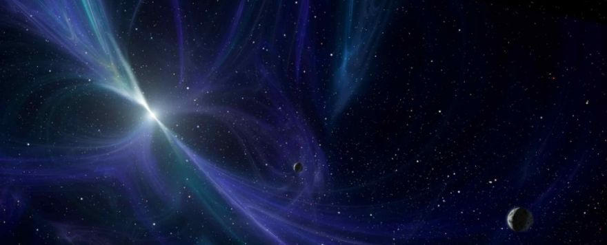 A Neutron Star That Has A Disappearing Magnetic Field