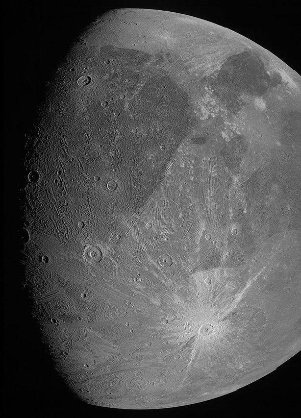 Hobbyist Discovers New Jupiter Moon