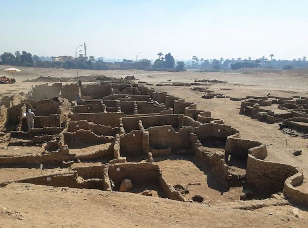 The Lost City Of Luxor, Finally Discovered