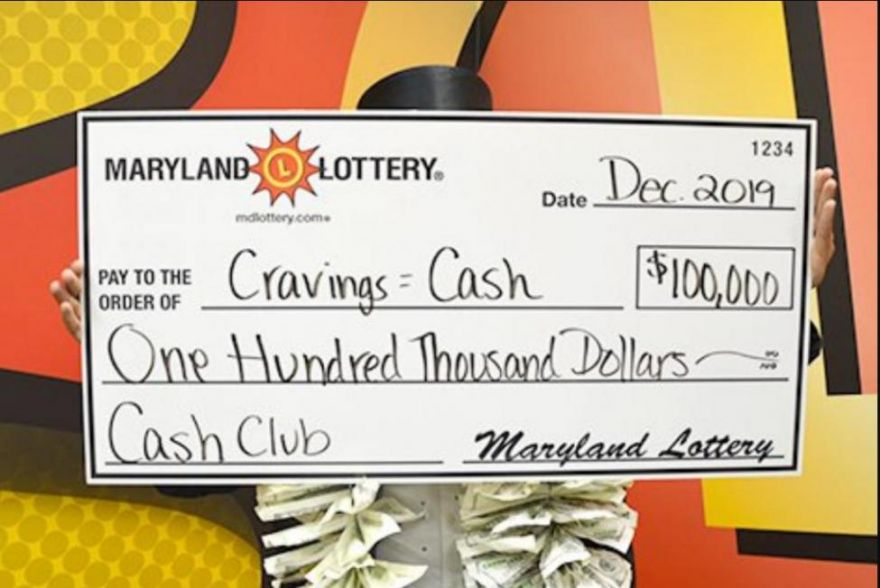 This Man Won A Lottery Jackpot Because His Wife Craved For Cookies