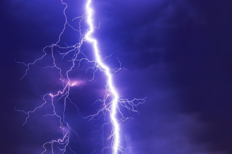 Up To How Big Can Lightning Get?