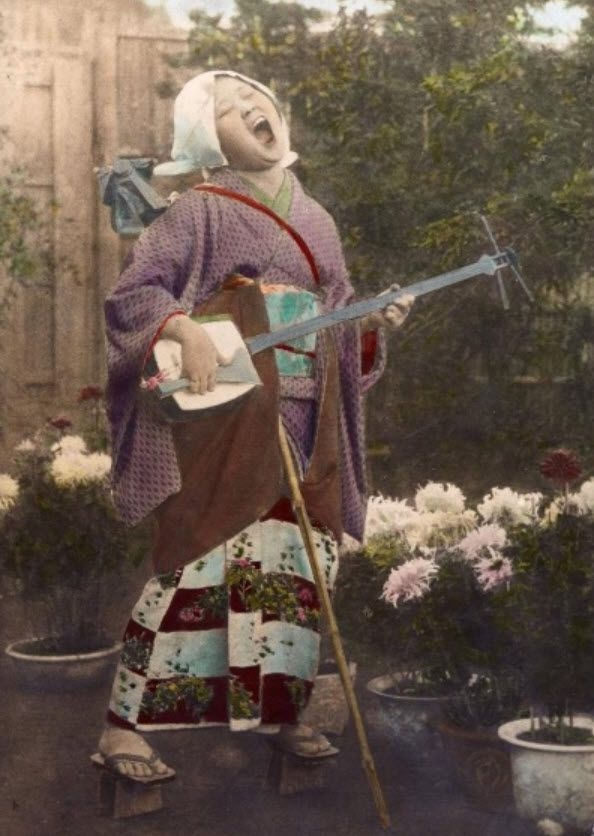 Photos of Everyday Life in Japan Over 100 Years Ago By Eliza Scidmore