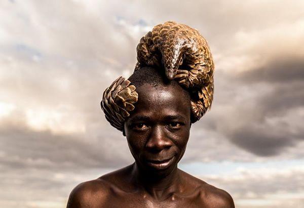 Pangolin Men of Zimbabwe