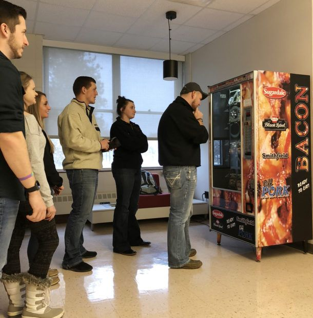 This Is a Bacon Vending Machine