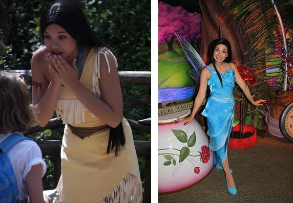 The Life Of Real-Life Disney Princesses