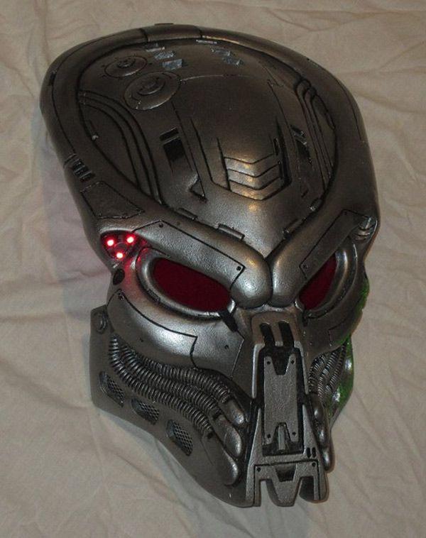 Cool Terminator X Predator Bio Helmet Neatorama