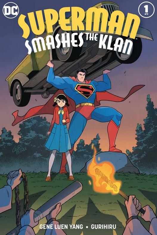 Superman vs. the KKK