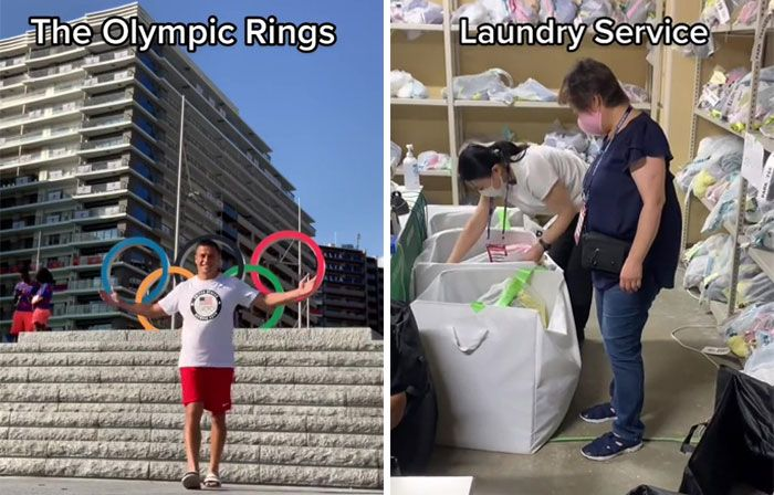 What Its Like To Live In The Olympic Village