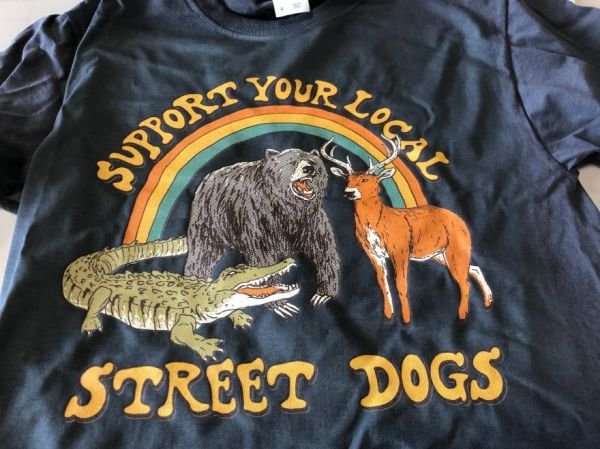 Support Your Local Street Dogs