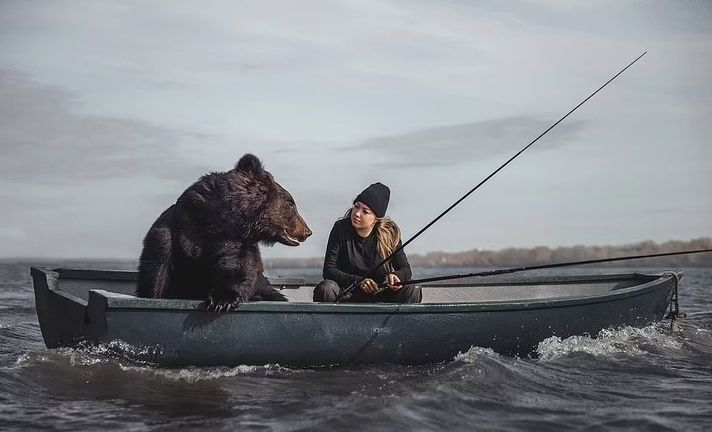 From A Rescued Bear Cub To A Pet!