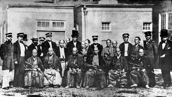 The Great Japanese Embassy Hoax of 1860