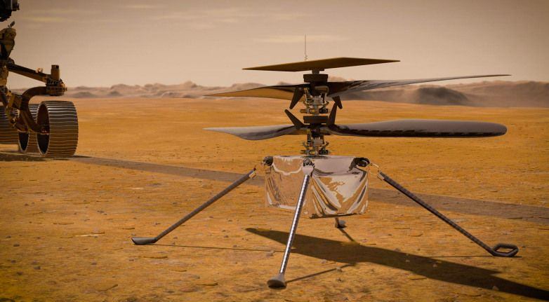What Went Wrong With NASAs Mars Helicopter?