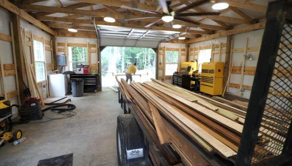 The Reclaimed Wood Shop Neatorama