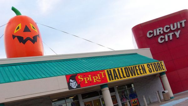 Halloween Pop-Up Stores, Explained