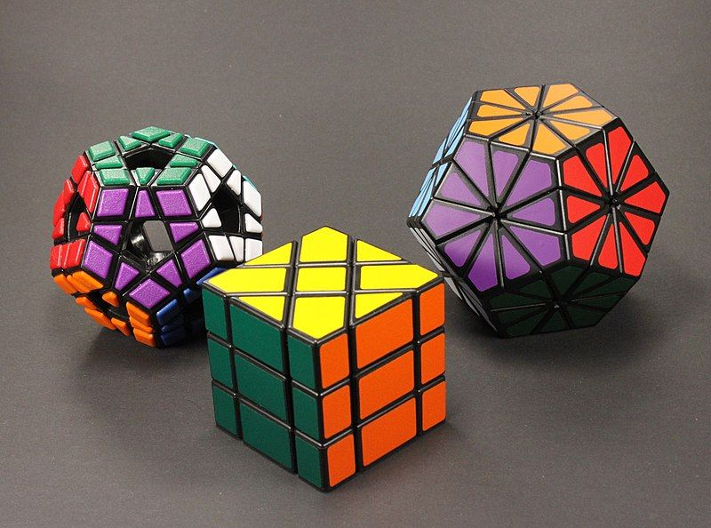 Rubik's Cube Movie Now In Development