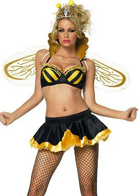 Hereu0027s a post which should be subtitled Sad But True- girlu0027s Halloween costumes go from cute and innocent to skanky/sexy as they get older ...  sc 1 st  Neatorama & Halloween