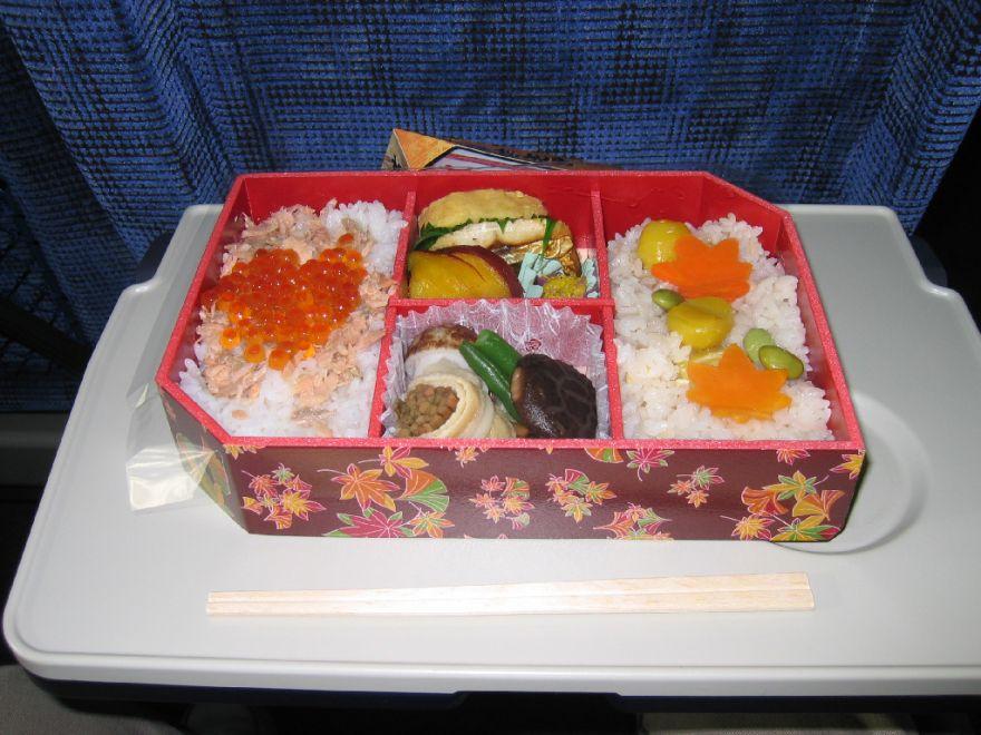 """Ekiben"" : Boxed Meals On Train Stations"